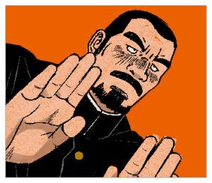 おっさん学ランはステキだ!ヾ(≧▽≦)ノ【市川和秀の福袋】